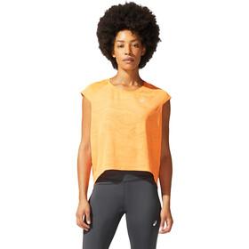 asics Ventilate Crop Top Women, arancione